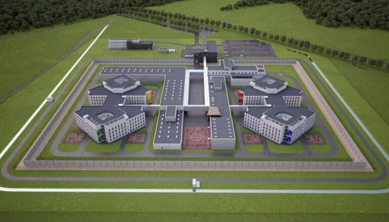 Лиепайскую тюрьму, возможно, построят за деньги Банка развития Совета Европы