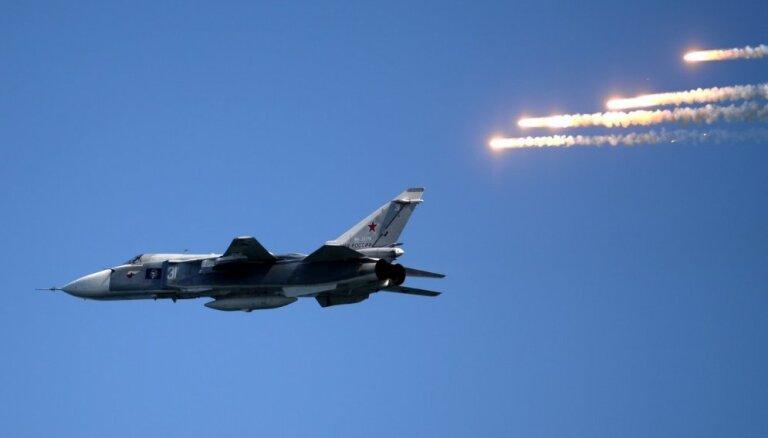 Южнокорейские истребители открыли предупредительный огонь по российскому бомбардировщику