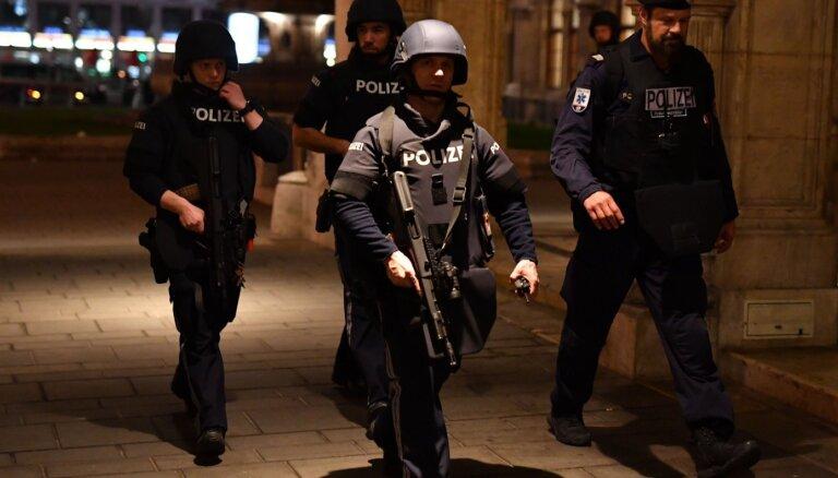 'Islāma valsts' uzņēmusies atbildību par apšaudi Vīnē