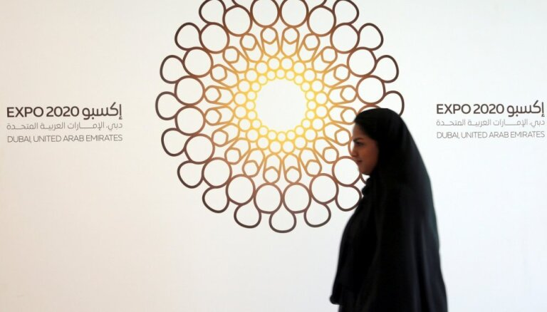 Valdība Latvijas dalībai izstādē 'Expo 2020 Dubai' gatava atvēlēt 4,3 miljonus eiro