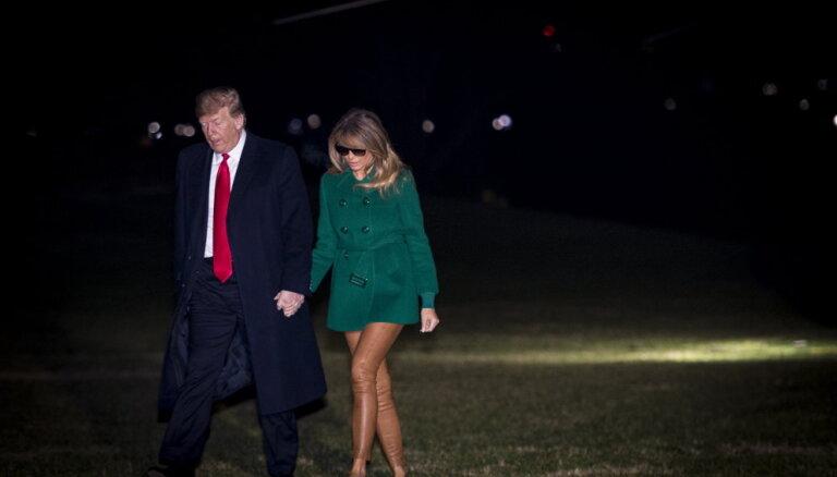 Дональд Трамп объяснил появление двойника Мелании