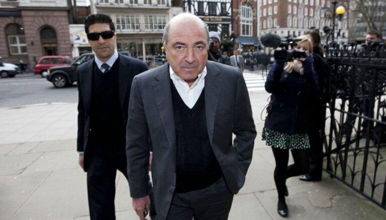 Суд во Франции отказал кредиторам Березовского в праве на его поместье