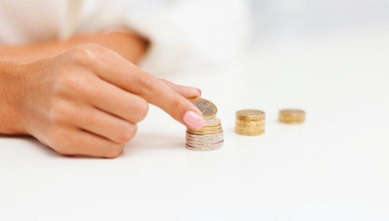 Uzturlīdzekļu apjomu palielinās līdz 98,90 un 118,25 eiro par bērnu