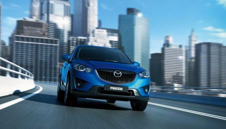 """У популярного кроссовера Mazda CX-5 появится """"младший брат"""""""