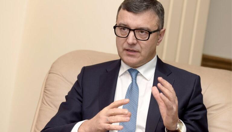 Рейрс: Возможно, Латвия лишится денег фондов ЕС на закупку электричек из-за репутации Škoda