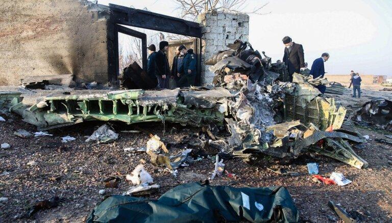 """Иран признал попадание двух ракет в украинский """"боинг"""""""