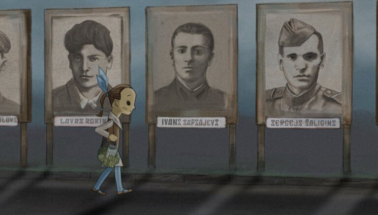 Atmiņas un vēsture. 10 dokumentāli fakti jaunajā filmā 'Mans mīļākais karš'