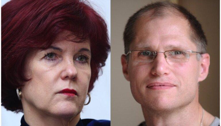 Gustovskis Āboltiņas vietā Saeimas deputātu rindās stāsies ceturtdien