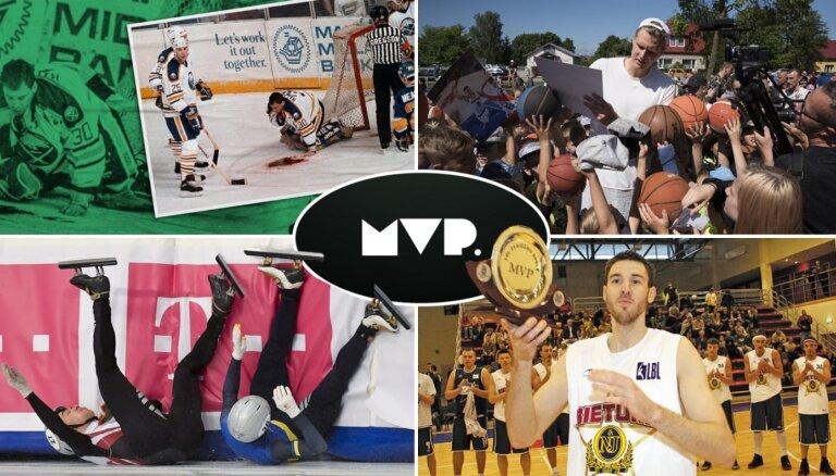 'MVP': Ostlera grēksūdze, asinis uz NHL ledus un izputinātais šorttreks