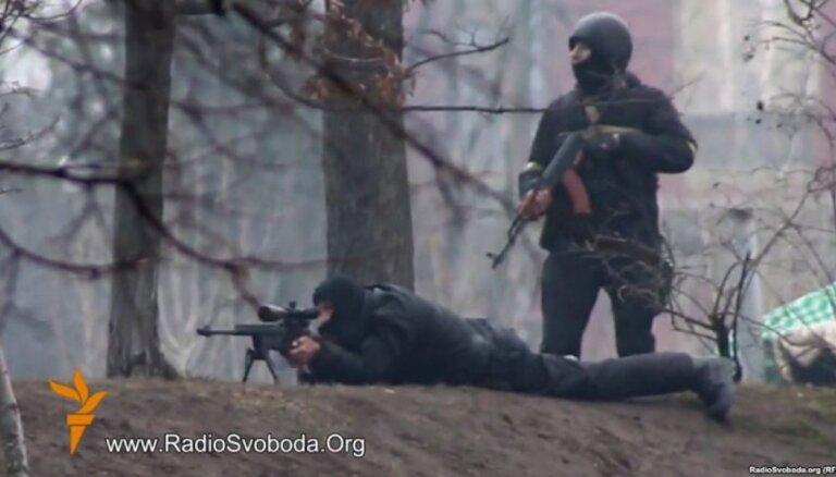 Maidana slepkavībās piedalījušies 26 Krievijas aģenti, paziņo Ukraina