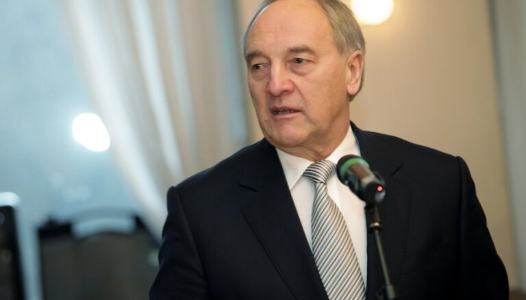 Президента устраивает принятый бюджет ЕС для Латвии