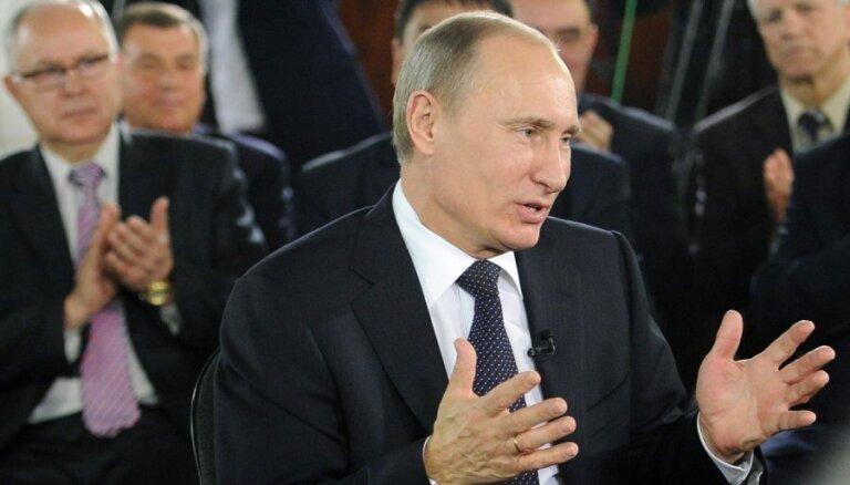 """Путин после волны протестов предлагает открыть в Москве свой """"Гайд-парк"""""""