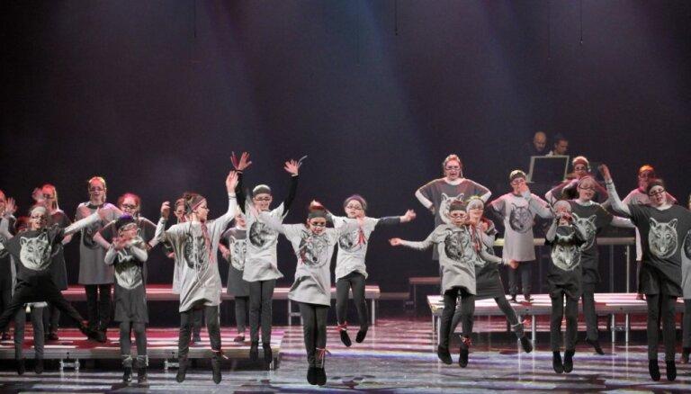 Muzikālā izrāde bērniem 'Vilkam tāda dvēselīt' dosies turnejā pa Latviju