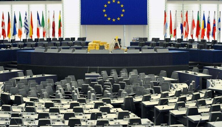 Partiju pirmie numuri EP vēlēšanās - Dombrovskis, Bērziņš, Cilevičs, vēsta raidījums