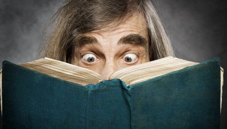 20 ļoti dīvainas grāmatas, kuru eksistencei grūti noticēt