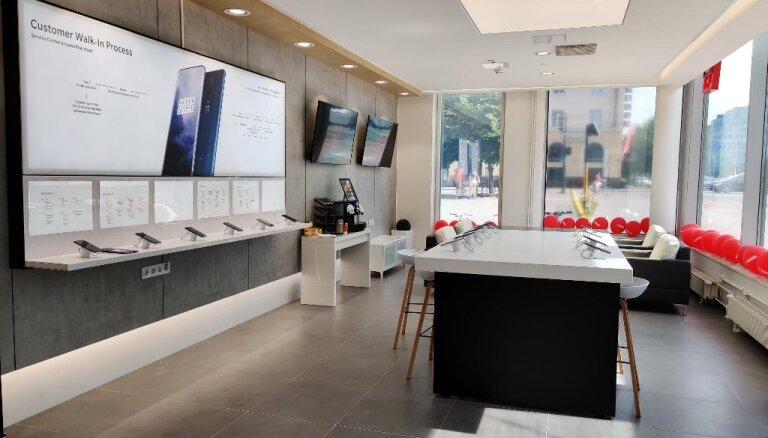 'OnePlus' Helsinkos atver servisa centru; apkalpos arī Latvijas klientus
