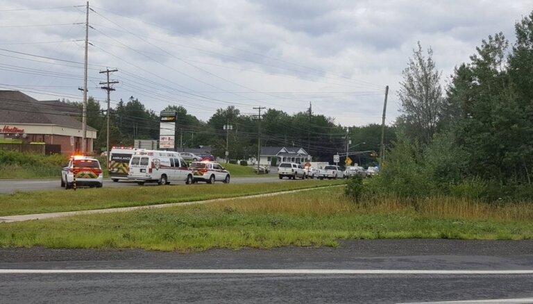 Kanādā apšaudē nogalināti četri cilvēki