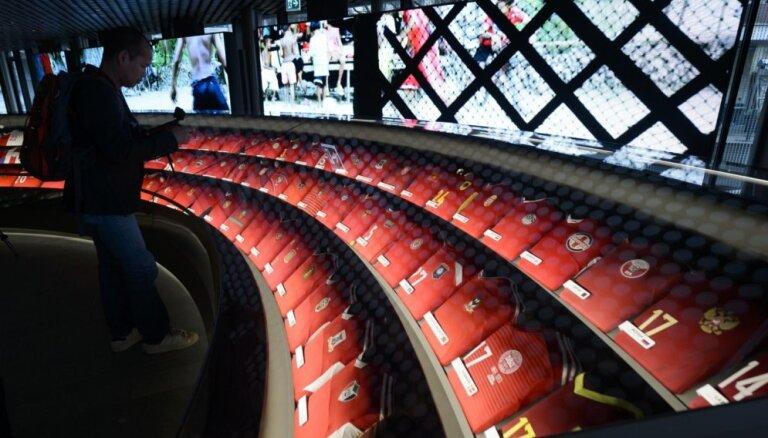 FIFA plāno slēgt pirms astoņiem mēnešiem atklāto Pasaules futbola muzeju