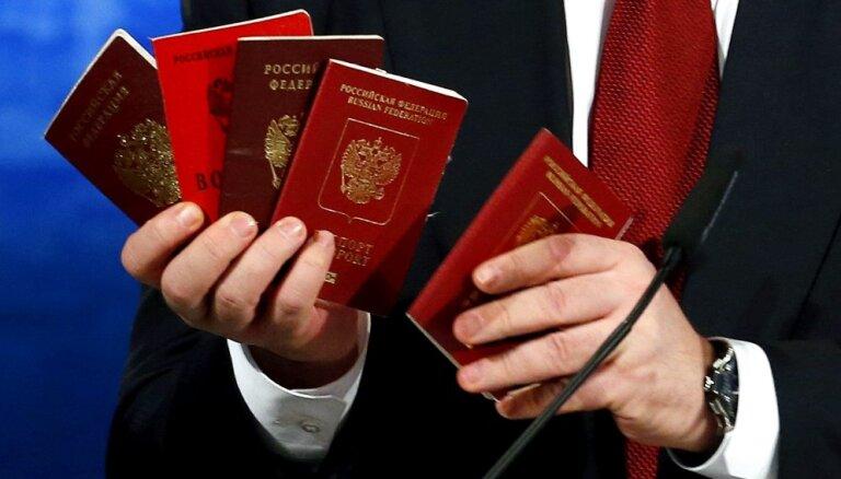 Россия откажется от бумажных паспортов