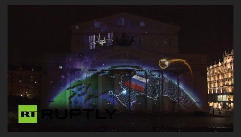 ВИДЕО: ФИФА проморгала презентационный ролик России с Крымом на карте