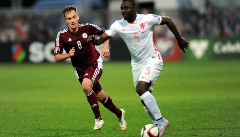 Рейтинг ФИФА: Латвия — между Ираком и Суданом, Бельгия — выше Германии