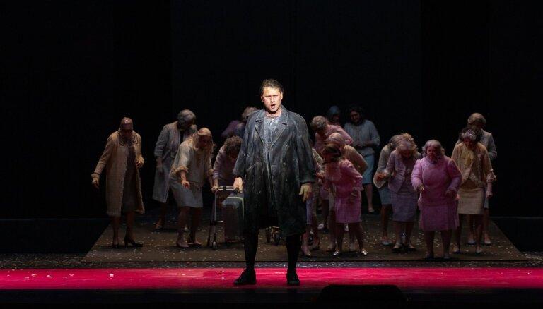 Rīgas Operas festivālā varēs noskatīties jaunākos LNO iestudējumus