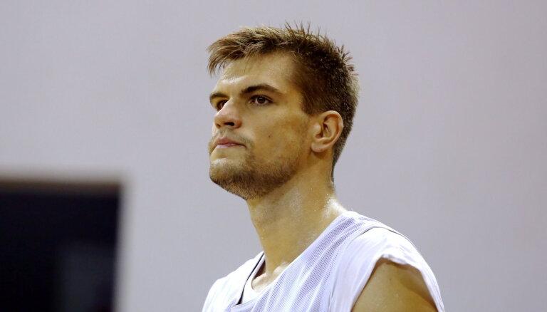 Siliņam seši punkti 'Kalev'/'Cramo' zaudējumā Sanktpēterburgā Vienotās līgas spēlē