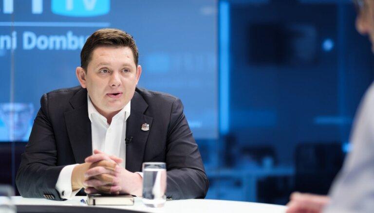 Kaimiņš: 'KPV LV' 'tehniski izslēgusi sevi no koalīcijas', partijas kongresa leģitimitāti apšauba arī Vizbulis