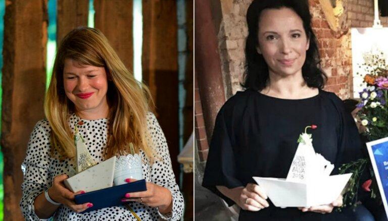 Mākslinieces Gita Treice un Anete Melece nominētas Lindgrēnes memoriālajai balvai