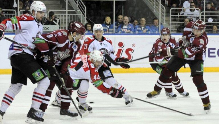 Динамовцы Риги провалили дебют в Братиславе и завершили сезон