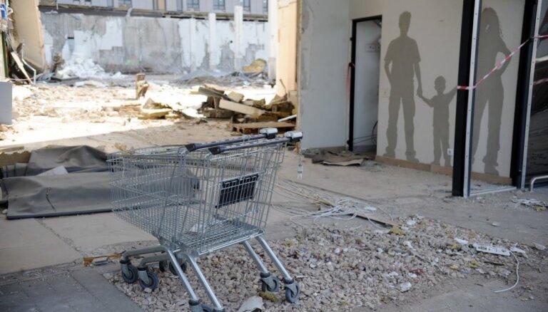 Zolitūdes traģēdijā cietusī tiesā piesaka 1,5 miljonu eiro kompensāciju