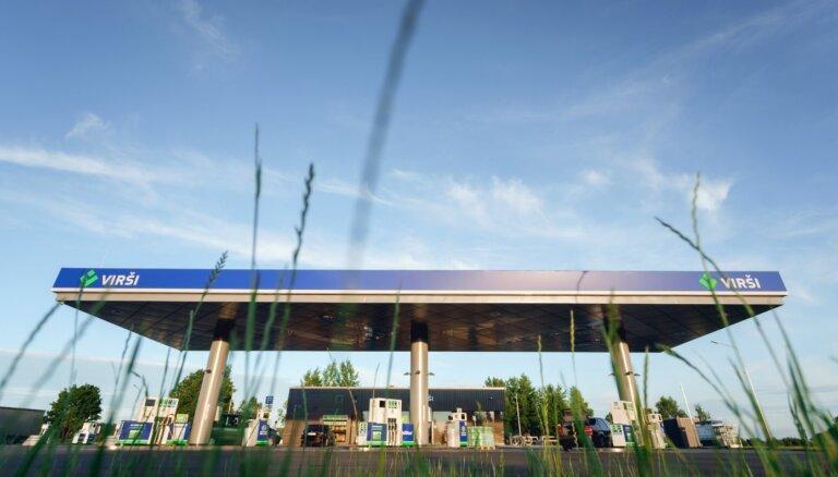 Degvielas mazumtirgotāja 'Virši-A' koncerna apgrozījums pērn sarucis par 8,3%