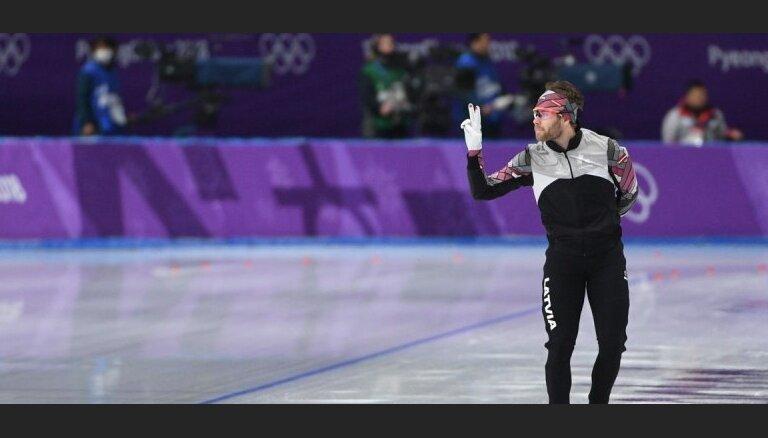 Par Rīgas gada sportistiem atzīti ātrslidotājs Silovs un dambretiste Golubeva