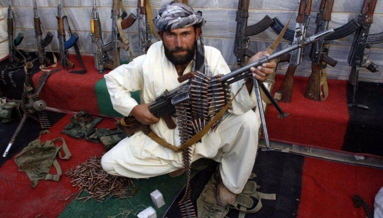 """Times: Кремль """"финансирует"""" """"Талибан"""" для подрыва усилий НАТО в Афганистане"""