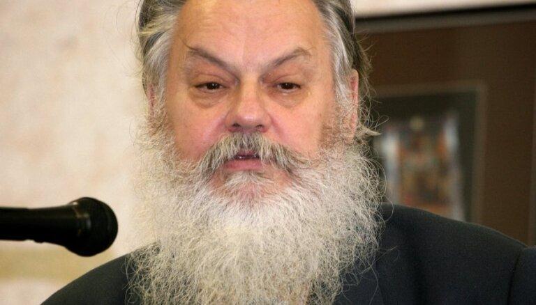 Пасхальное поздравление староверам Латвии главы ЦС ДПЦЛ о. Алексия Жилко