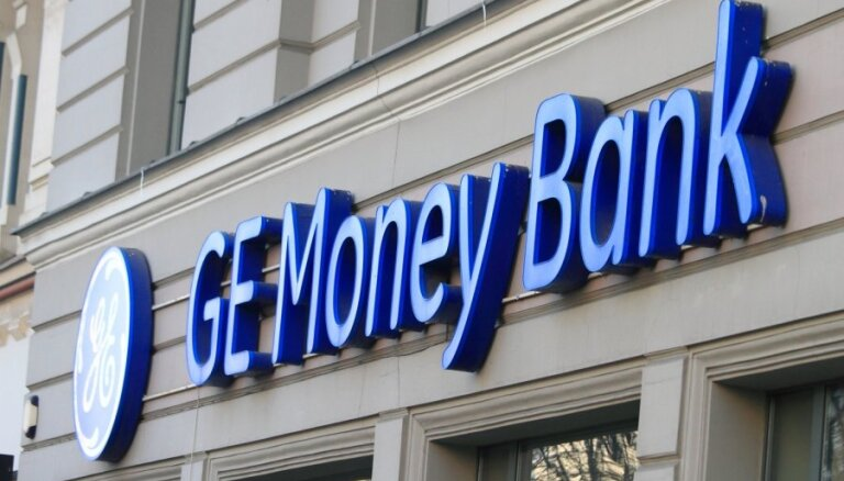 GE Money Bank закрывает филиалы во многих городах Латвии