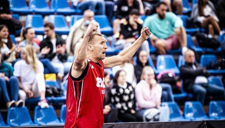 'Rīga' 3x3 basketbola komanda sasniedz Pasaules tūres Monreālas 'Masters' posma ceturtdaļfinālu