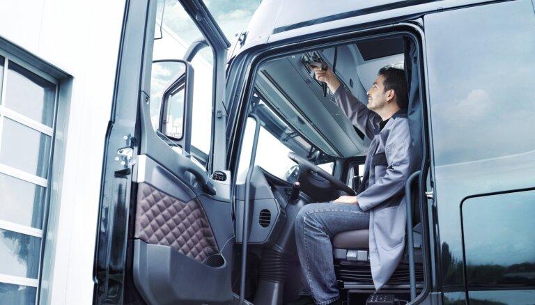 Autotransporta direkcija sākusi izsniegt transportlīdzekļu viedo tahogrāfu kartes