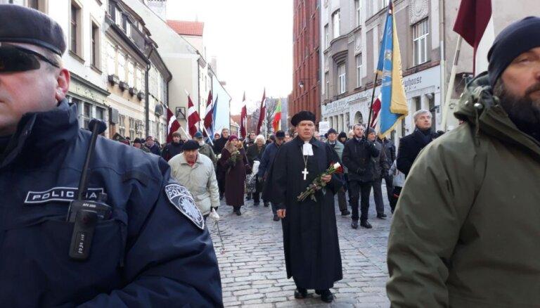 Кюзис: пока что нет информации, что 16 марта возможны провокации