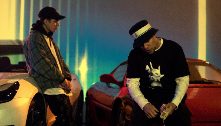 """Noklausies: Ozols kopā ar Prusaku remiksējuši skaņdarbu 'Lielais flexxx"""""""