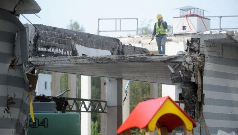 Metāla konstrukciju izgatavotājs nespēj atbildēt par darbiem ar konstrukcijām sabrukušajā 'Maxima'