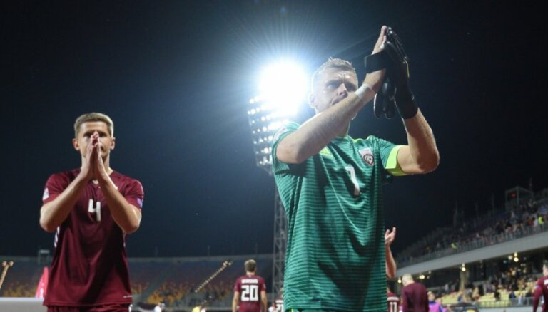 Латвия опустилась в рейтинге ФИФА, Франция потеряла лидерство, у Гибралтара — прогресс