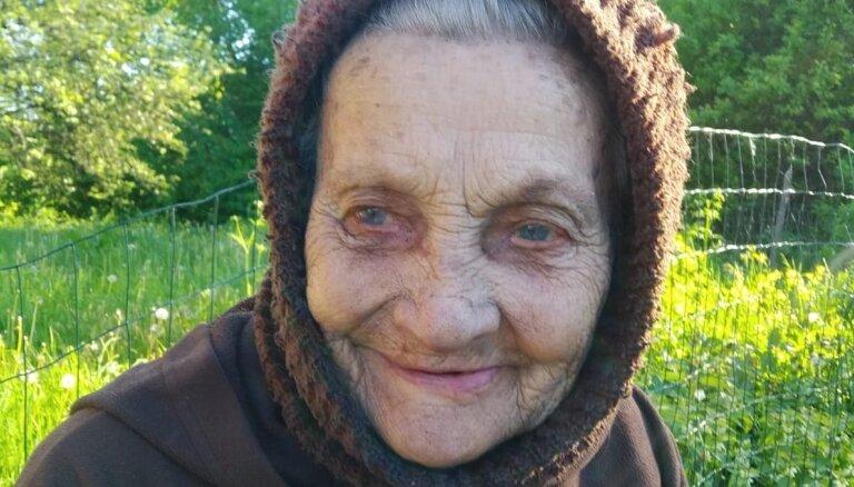 Полиция разыскивает пропавшую без вести 93-летнюю женщину
