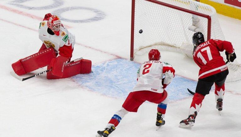 Россия крупно проиграла Канаде в полуфинале молодежного чемпионата мира по хоккею