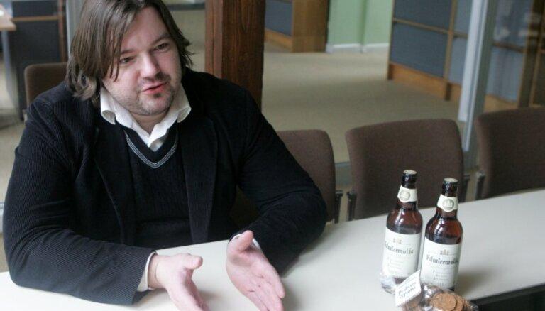 Ruņģis par 'Aldara' izaicinājumu: ekskluzīvo alus šķirņu darītājiem jāsadarbojas