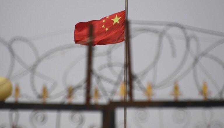 ASV Pārstāvju palāta nosoda Ķīnas represijas pret uiguriem