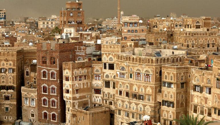 Saudarābu koalīcija Jemenā nogalinājusi 26 bērnus