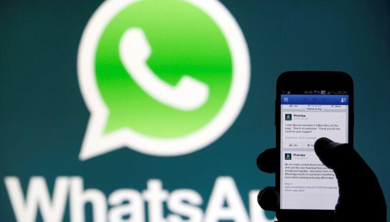 """""""WhatsApp станет платным?"""" Специалисты Cert.lv указывают на мошенничество"""