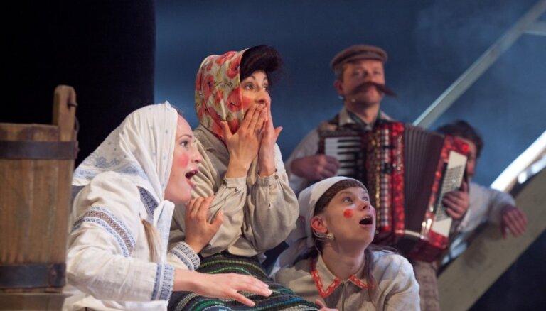 Liepājas teātrī sezonu noslēdz pirmizrāde 'Malēnieši'