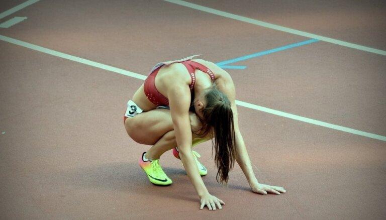 Ikauniece-Admidiņa nestartēs Eiropas vieglatlētikas čempionātā